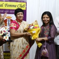 Launch Of  Royal Femme Club  By Founder Kajal Rochwani And  Co-Founder Chaitali Chatterjee